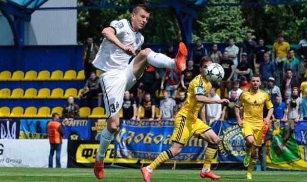 Алексей Дитятьев, фото Football.ua