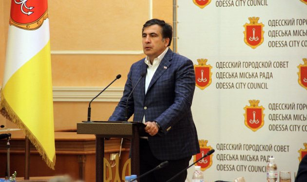 Михаил Саакашвили, timer-odessa.net