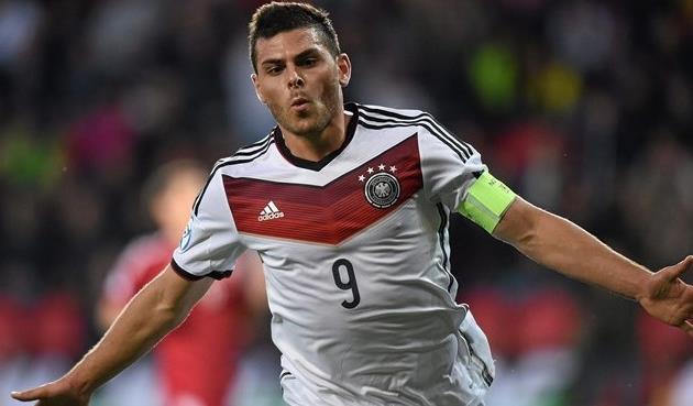 Евро-2015 (U-21). Германия — Дания 3:0