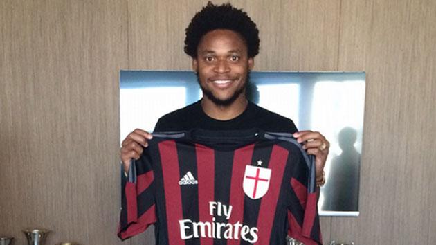 Фото официального твиттера Милана