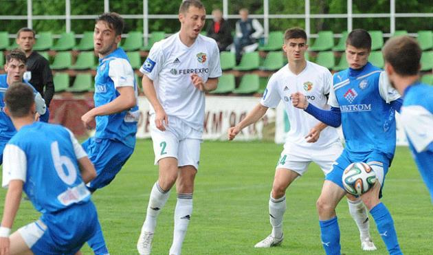 Сергей Логинов, vorskla.com.ua