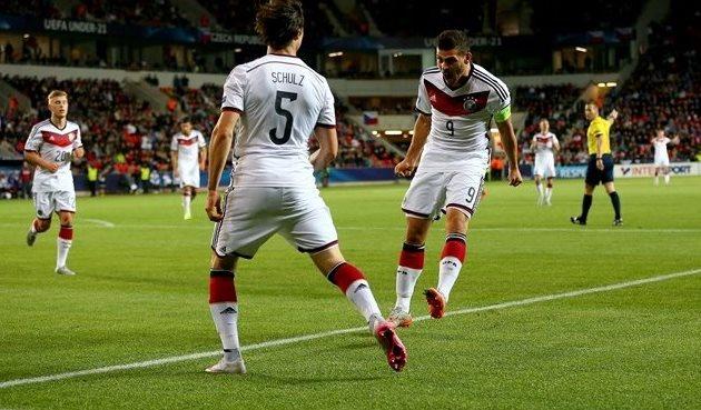 Евро-2015 (U-21). Чехия — Германия 1:1