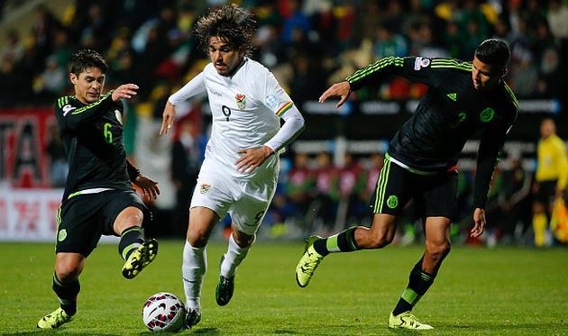 Марсело Морено, Getty Images