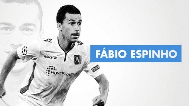 Фабио Эспиньо, malagacf.com