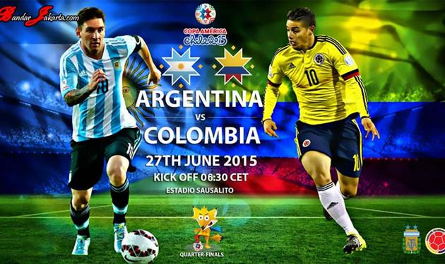 Копа Америка — 2015. Аргентина — Колумбия 0:0 (5:4 по пен.)