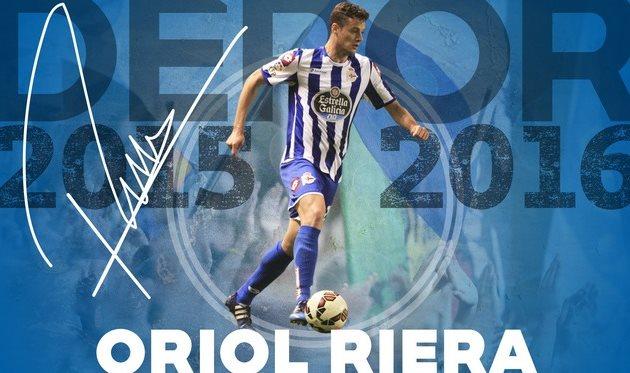 Ориоль Риера, canaldeportivo.com