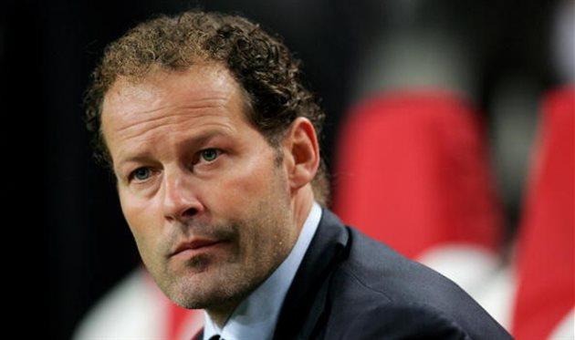 Блинд — новый тренер сборной Нидерландов