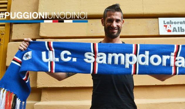 Кристиан Пуджони, sampdoria.it