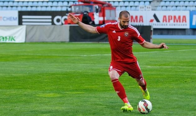 Саша Балич, фото М.Масловского, Football.ua