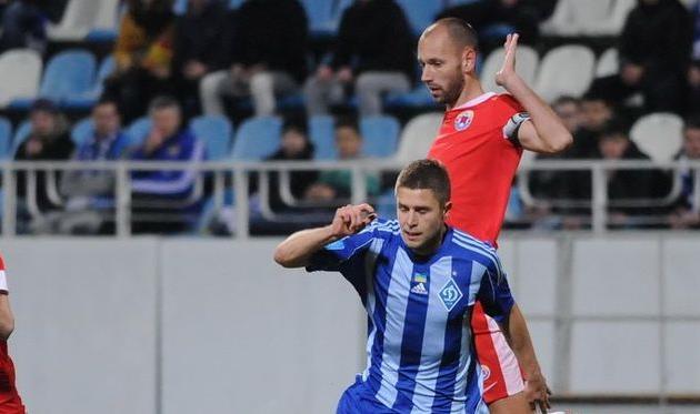 Яворский против Кравца, фото И. Хохлова, Football.ua