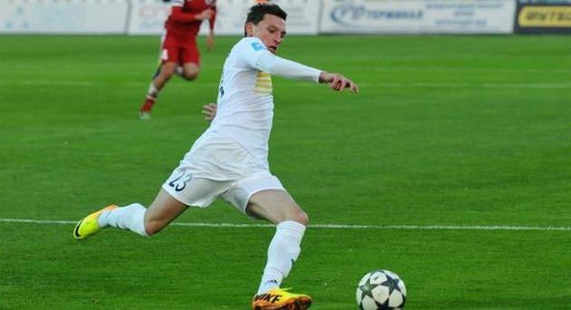 Александр Насонов, фото МИХАИЛа МАСЛОВСКого, football.ua