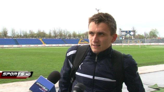 Володимир Заставний, moldova.sports.md