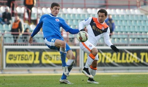 Руслан Зубков (слева), Football.ua