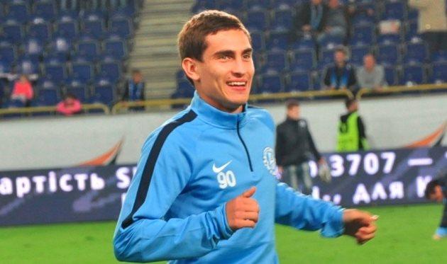 Александр Мигунов, фото www.fcdnipro.ua