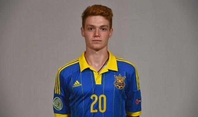 Виктор Цыганков, ffu.org.ua