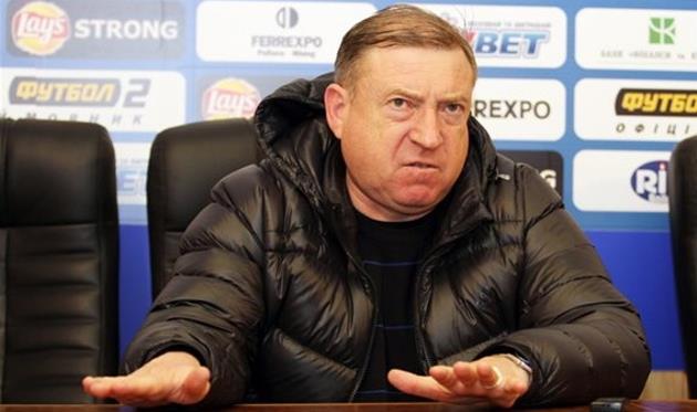Тренер Вячеслав Грозный продолжит работать с Говерлой в УПЛ, Football.ua