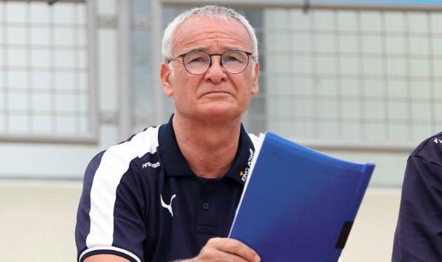 Клаудио Раньери, lcfc.com