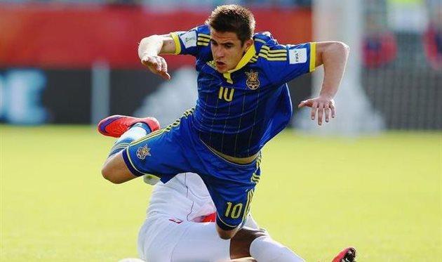 Артем Беседин, фото ФОТО FIFA.COM