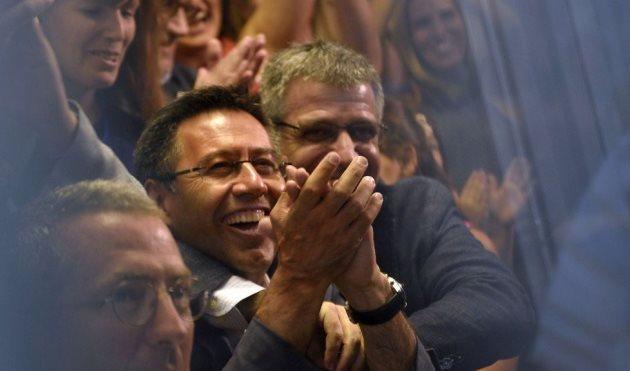 Хосеп Бартомеу, AFP