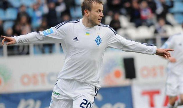 Олег Гусев, фото Ильи хохлова, football.ua
