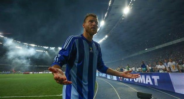 Андрей Ярмоленко, football.ua