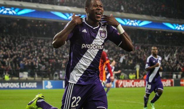 Чансел Мбемба, фото africatopsports.com