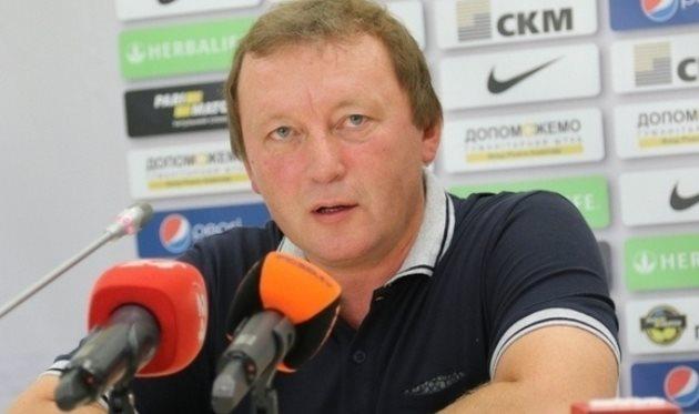 Владимир Шаран, shakhtar.com
