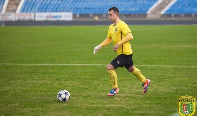 Темеривский покинул Ниву уже через несколько недель после подписания контракта, фото Д.Лаврова, fcbukovyna.com
