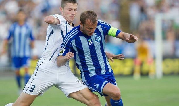 Адамюк против Олега Гусева, фото СТАНИСЛАВа ВЕДМИДя, football.ua