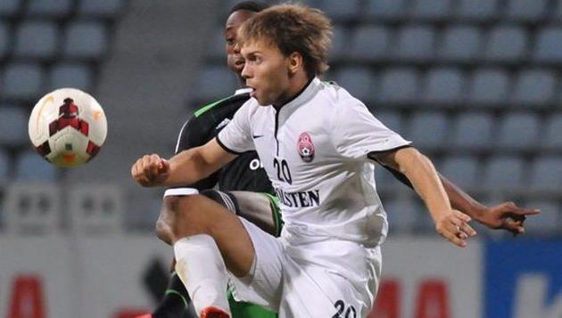 Александр Караваев, фото ИЛЬи ХОХЛОВа, football.ua