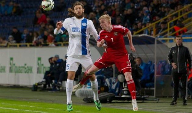 Кулач (справа) против Чигринского, фото Football.ua