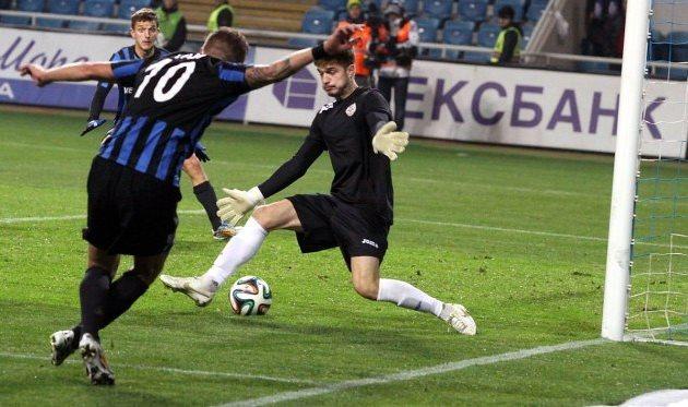 Егор Попович сменил Премьер-лигу на Ниву