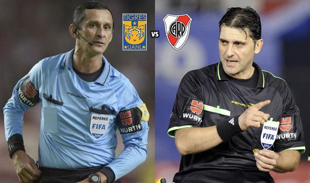 Антонио Ариас и Дарио Убриако, conmebol.com