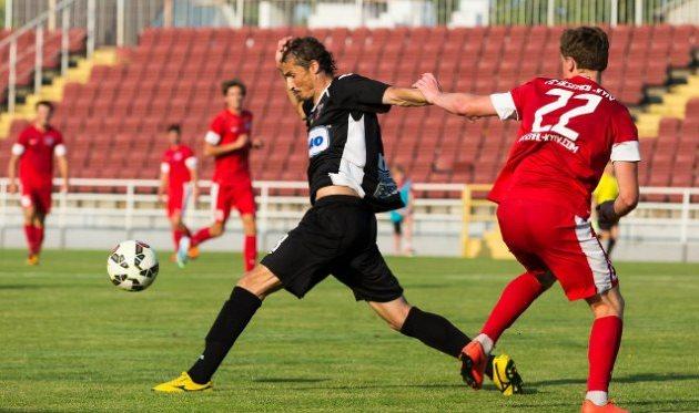 Арсенал и Верес сразились в Кубке Украины, фото arsenal-kyiv.com