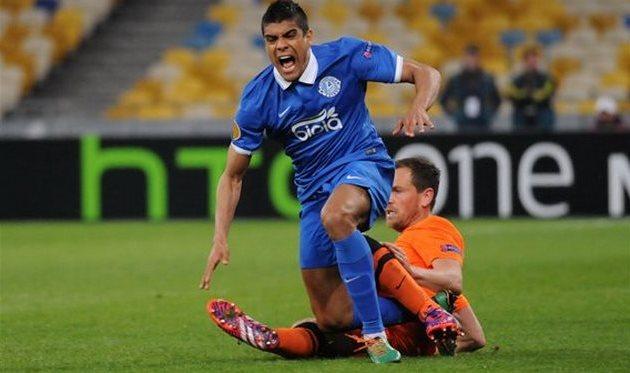 Лео Матос, фото ИЛЬи ХОХЛОВа, football.ua