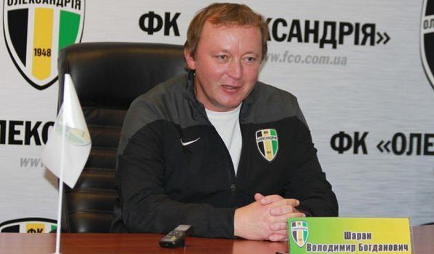 ВОЛОДИМИР ШАРАН, ФОТО FCO.COM.UA
