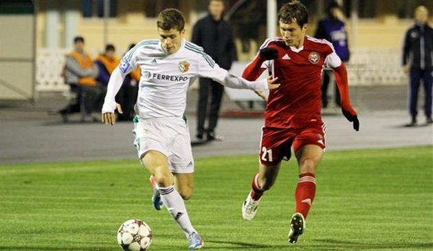 Юрий штурко (справа), фото ОЛЕГа ДУБИНы, football.ua