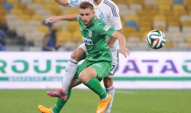 Михаил Сергийчук, Football.ua