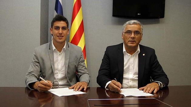 Энцо Роко (слева), rcdespanyol.com