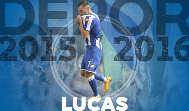 Лукас Перес, canaldeportivo.com