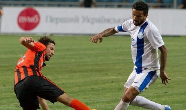 Матеус против Срны, фото С.Ведмидя, Football.ua