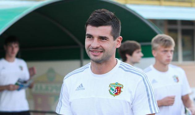 Младен Бартулович, Фото Олега Дубины, Football.ua