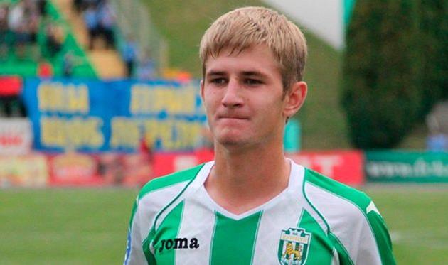 Денис Мирошниченко, fckarpaty.com.ua