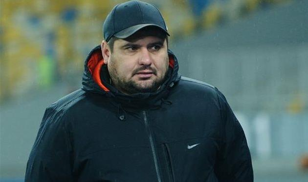 Владимир Мазяр, Фото Михаила Масловского, Football.ua