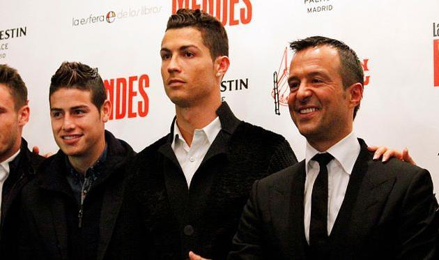 Роналду и Мендеш (справа), Getty Images
