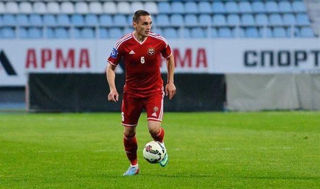 Роман Помазан, Фото Михаила Масловского, Football.ua