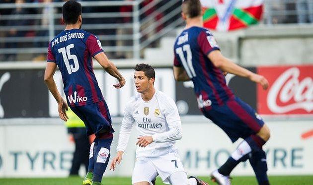 Роналду всё таки забил, Getty Images