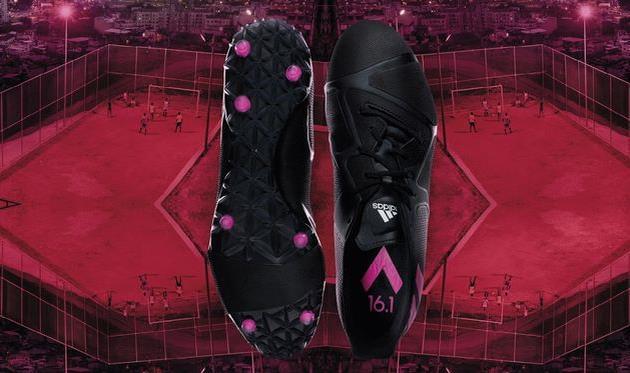 Покори улицы в новых бутсах от adidas