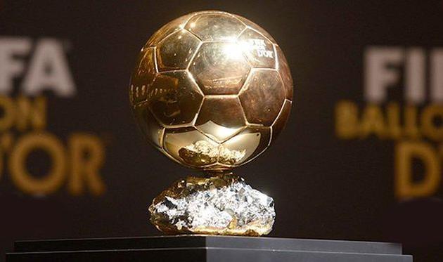 Золотой мяч FIFA, Getty Images