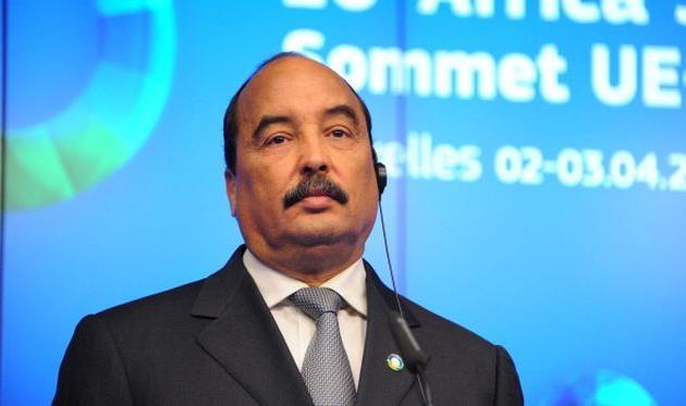 Президент Мавритании, Getty Images